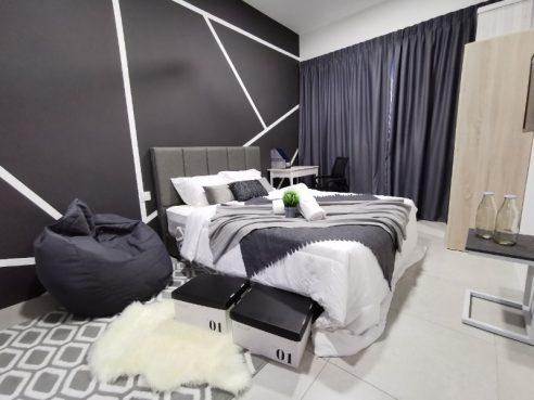 room for rent, studio, 13600 seberang perai, 🔥🔥 Brand New Chic Studio @ Meritus Jalan Baru Seberang Perai Prai,Penang