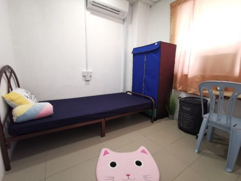 room for rent, single room, ttdi plaza, Room For Rent TTDI Room For Rent At TTDI