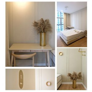 room for rent, medium room, cyberjaya, FREE WIFI (NEW, FULLY FURNISHED) Near MMU, Interior Middle Room, Lakefront Residence, Cyberjaya