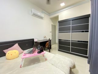 room for rent, single room, cheras, F.Furnished Nearby MRT Room For Rent CHERAS, Taman Connaught