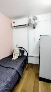 room for rent, medium room, puchong, Room rental at Taman Tasik Prima Puchong with Facilities Provided