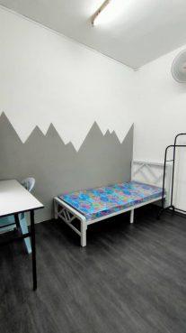 room for rent, medium room, ss7, Room rental at SS4, Kelana Jaya with Facilities Provided