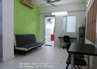room for rent, studio, metro mall jalan metro pudu 2 gate 3, Studio Unit For Rent near Chan Sow Lin MRT