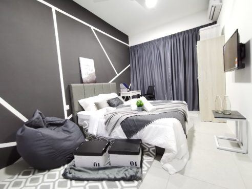 room for rent, studio, 13600 seberang perai, Brand New Designer Studio @ Meritus, Jln Baru Prai Penang.