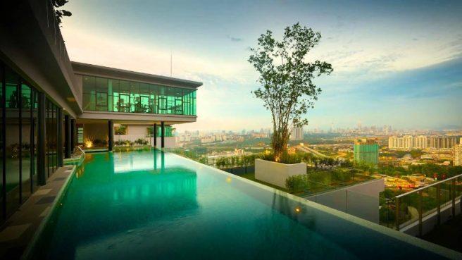 room for rent, medium room, sungai besi, Medium room to let @ The leafz sg besi