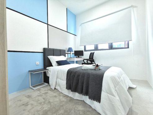 room for rent, single room, 13600 seberang perai, Brand New Single Room @ Meritus Jln Baru Prai Penang
