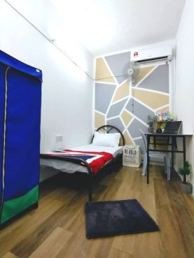room for rent, medium room, ttdi plaza, Room rental at TTDI, Kuala Lumpur with amenities and facilities