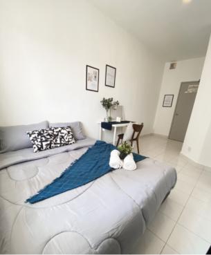 room for rent, single room, brickfields, D28 Damansara heights Studio