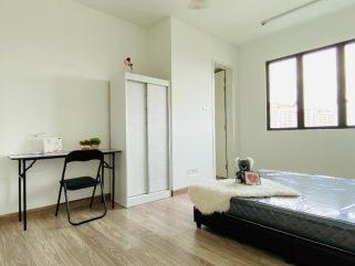room for rent, single room, subang bestari, Bilik Master Sewa (FREE PARKING & UTILITIES) Subang Bestari U5