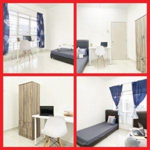 room for rent, single room, sentul, Room Available at Sentul FREE UTILITIES