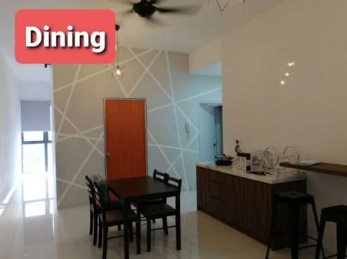 room for rent, master room, taman connaught, BRAND NEW Master Room with Easy public transport access @ Taman Connaught
