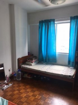 room for rent, medium room, bangsar south, Medium Room at Vista Angkasa Apartment next to LRT KL Gateway