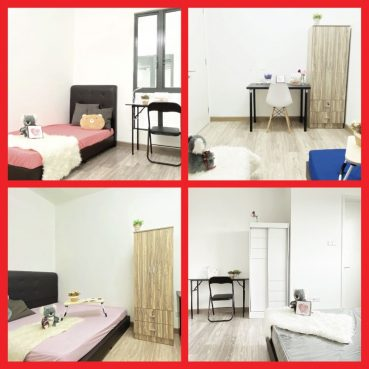 room for rent, medium room, setapak, Female tenant for Fully Furnished Room in Setapak, Wangsa Maju