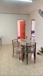 room for rent, apartment, subang bestari, 1+1 Deposit Rumah Sewa Subang Bestari Fully Furnished ada Air-Cons