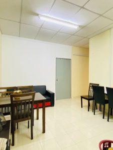 room for rent, apartment, subang bestari, 1 bulan Deposit Rumah Sewa dekat Kwasa Sentral MRT (MRT feeder bus depan apartment)