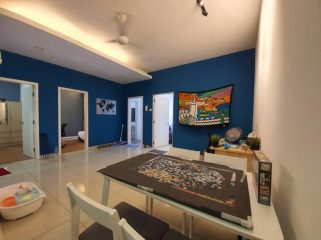 room for rent, master room, shah alam, LUXURIOUS MASTER BED ROOM FOR RENT