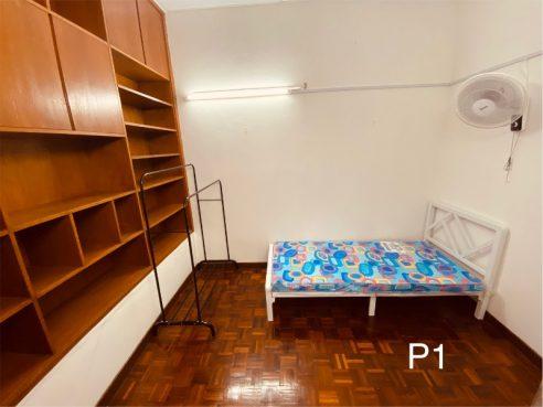 room for rent, medium room, puchong, Room rent at Jalan Kenari, Bandar Puchong Jaya