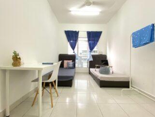 room for rent, master room, sentul, 1+1 Deposit Direct Owner Room For rent in Sentul