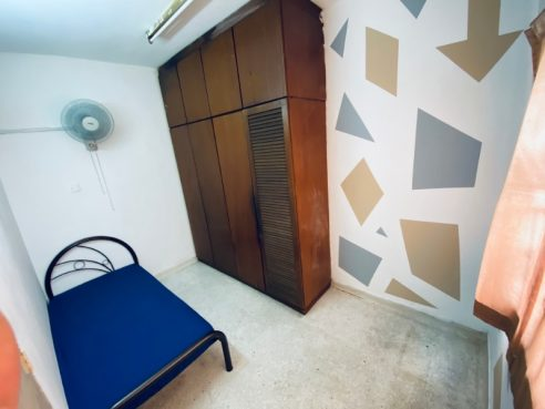 room for rent, medium room, bangsar south, Room Rent at Bangsar South with Weekly Cleaning
