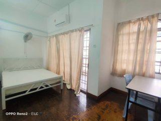 room for rent, medium room, puchong, Room rent at Jalan Tempua, Bandar Puchong Jaya, Puchong