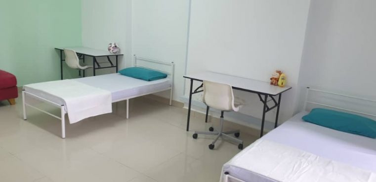room for rent, master room, bukit bintang, Sri Emas Condominium - BFF Master Room - Females only