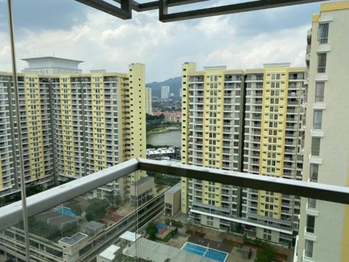 room for rent, master room, setapak, [Master Room] PV13 Setapak Basic Unit Sweet Room