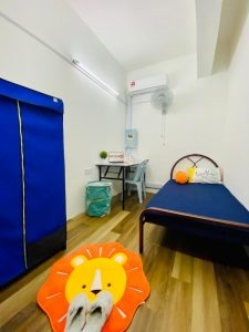 room for rent, medium room, puchong, Room for Rent at Bandar Puteri Puchong with full furnished