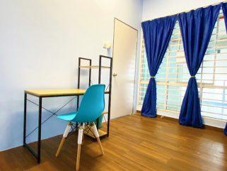 room for rent, single room, kota damansara, Newly Refurbished Small Room at Cova Square, Kota Damansara