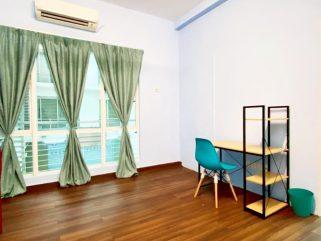 room for rent, master room, kota damansara, Newly Refurbished Master Room at Cova Square, Kota Damansara