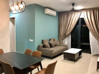 room for rent, master room, desa petaling, 100% NEW & FULLY FURNISHED LUXURY Condo Rooms for Rent - NIDOZ RESIDENCES @ DESA PETALING