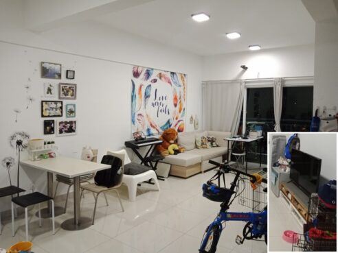 room for rent, medium room, puchong, Comfort & Cool Medium Room for Rent