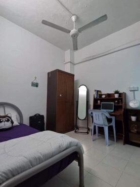 room for rent, master room, kota kemuning, 1 Room🛌 1 Bathroom🛁 🔰 Kota Kemuning near Bukit Rimau // Alam Impian