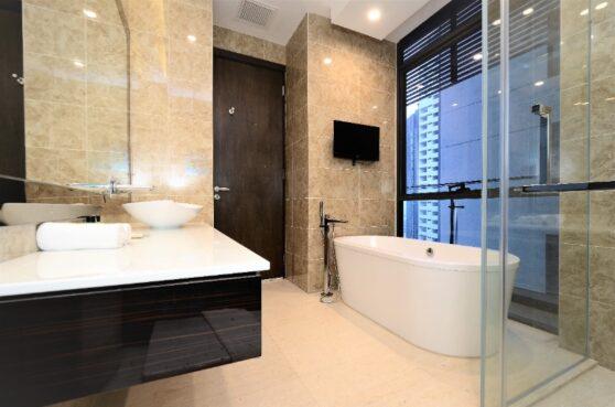 room for rent, apartment, bukit bintang, Fully Furnished 2 Bedroom Unit @ Dorsett Bukit Bintang