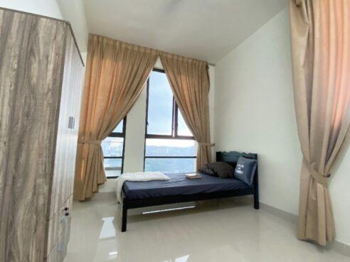 room for rent, medium room, bukit jalil, FEMALE ONLY Zero Deposit /Utilities Included in Bukit Jalil