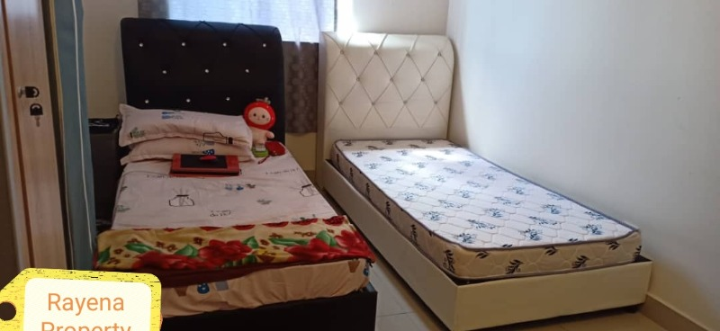 room for rent, medium room, puchong, Room with Airconded for Female Only
