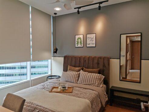 room for rent, medium room, persiaran klcc, Room for rent in SkySuite@ KLCC