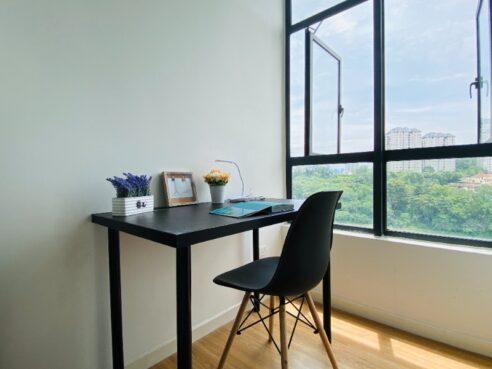 room for rent, medium room, bukit jalil, 1+1 Deposit Fully Furnished Room in Bukit Jalil