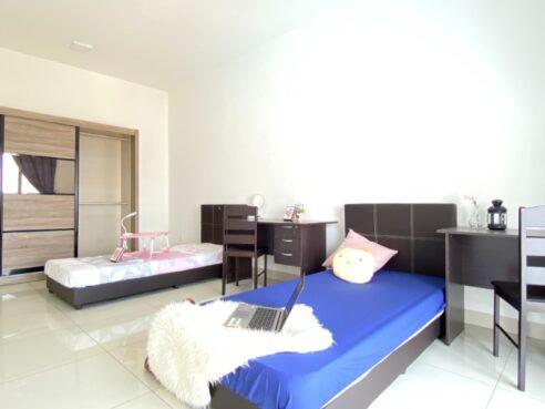 room for rent, master room, cheras, Zero Deposit Nearby MRT in Cheras