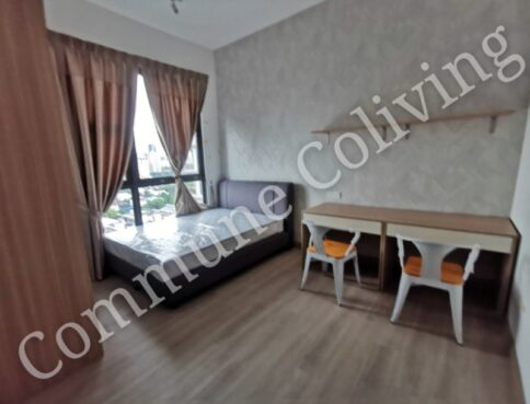 room for rent, master room, subang jaya, Master room attached bathroom @ Subang Jaya SS13