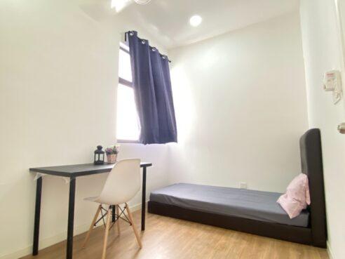 room for rent, single room, bukit jalil, 1+1 Deposit Nearby LRT Room for Rent at Bukit Jalil