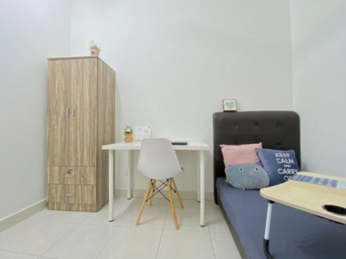 room for rent, single room, sentul, Free Rent Direct Owner Room for Rent at Sentul