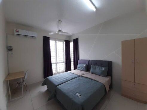 room for rent, medium room, jalan genting kelang, BILIK SEWA SETAPAK