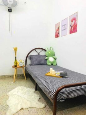 room for rent, master room, bandar kinrara, AVAILABLE MASTER ROOM AT BANDAR KINRARA, PUCHONG