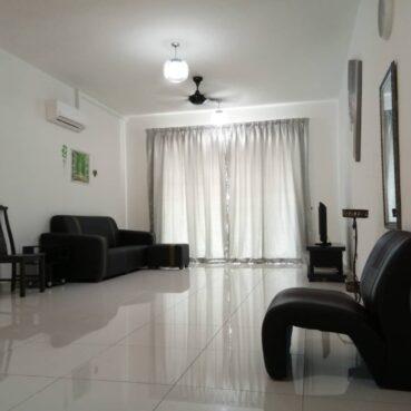 room for rent, full unit, cheras, Cheras 3bedrooms for Rent near MRT
