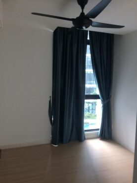 room for rent, medium room, ara damansara, Medium Room With Pool View In H2O Residence, Ara Damansara, PJ