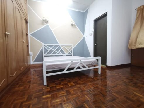 room for rent, medium room, bandar puteri puchong, [𝒲𝐼𝐹𝐼 & 𝒜𝐼𝑅𝒞𝒪𝒩𝒟 𝒫𝑅𝒪𝒱𝐼𝒟𝐸𝒟] AVAILABLE ROOM AT BANDAR PUTERI PUCHONG