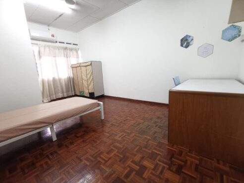 room for rent, single room, bukit jalil, [𝓦𝓘𝓕𝓘 & 𝓐𝓘𝓡𝓒𝓞𝓝𝓓 𝓟𝓡𝓞𝓥𝓘𝓓𝓔𝓓] AVAILABLE ROOM AT BUKIT JALIL