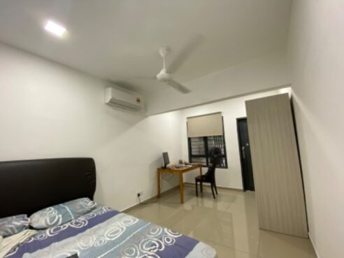 room for rent, master room, ss 2, New, fully furnished en-suite big room