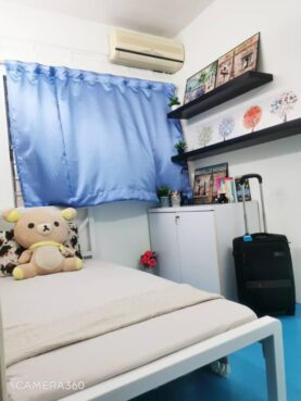 room for rent, single room, bukit jalil, Room Available at Bukit Jalil, Kuala Lumpur with High Speed WIFI