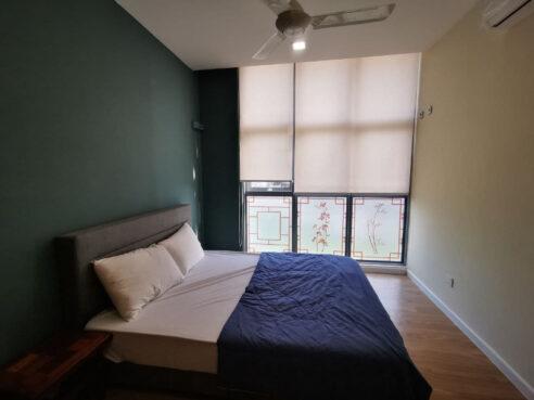 room for rent, medium room, cyberjaya, Middle Bedroom (LIVE comfortably . Great Fung Shui)